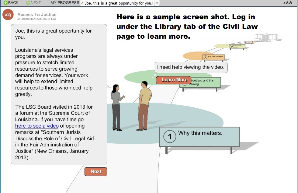 INTERACTIVE ONLINE TRAINING SESSIONS LOGIN REQUIRED