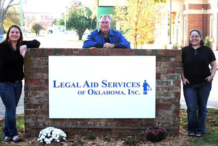 LASO Stillwater office staff