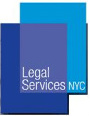 Logo for Legal Services NYC