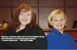 Catherine R. Bailey, Esq.and Erin M. Graber, Esq.