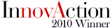 Logo for InnovAction 2010 Winner