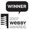 Webby Winner Logo