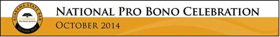 National Pro Bono Celebration 2014