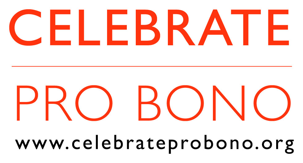Celebrate Pro Bono 2015 image badge small