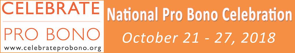celebrateprobono.org Logo