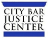 Logo for City Bar Justice Center