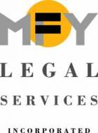 MFY Legal Services logo